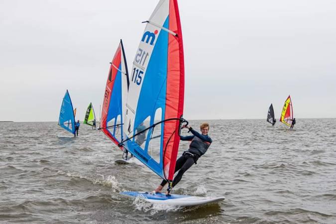 Mistral Windsurfer LT szörf