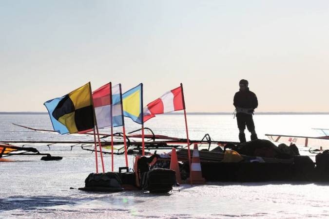 Jégszörf verseny 2020!