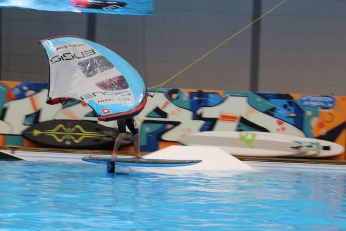 A 2020-as év első hazai szörfös eseménye