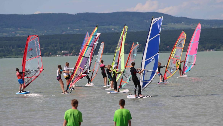 Challenger Hungary és Surf&More szörftábor 2020.