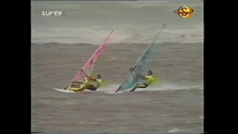 Az évszázad szörfverseny befutója