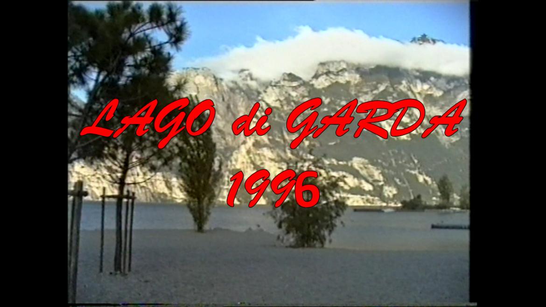 Old-school session – Garda tó 1996!