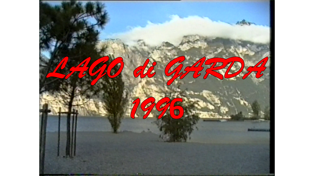 Old-school session – Garda tó 1996!