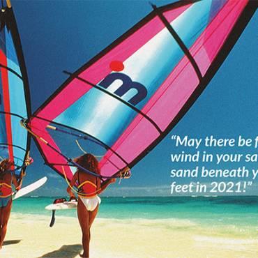 Legyen szél a vitorláitokban 2021-ben is!
